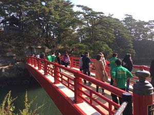 観光ガイドに挑戦