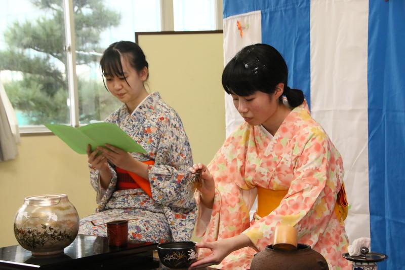 松髙祭おもてなし茶会